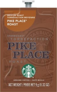 Flavia Coffee, Starbucks Pike Place, 1 rail of 20 count Fresh Packs