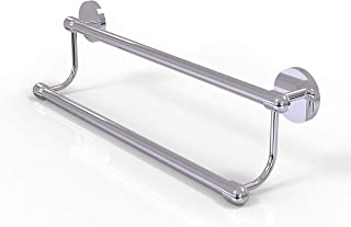 Allied Brass TA-72/36 Tango Collection 36 Inch Double Towel Bar, Polished Chrome