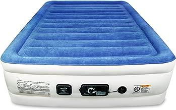 SoundAsleep Products SoundAsleep CloudNine Series Queen Air Mattress with Dual Smart Pump..