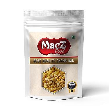 MacZ Food Chana dal (250GM)