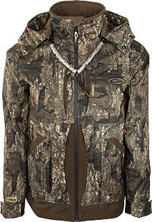 Drake Waterfowl Guardian Flex Full Zip Jacket - Fleece Lined Realtree Timber 2Xlarge