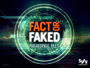 Best fact or faked paranormal files Reviews