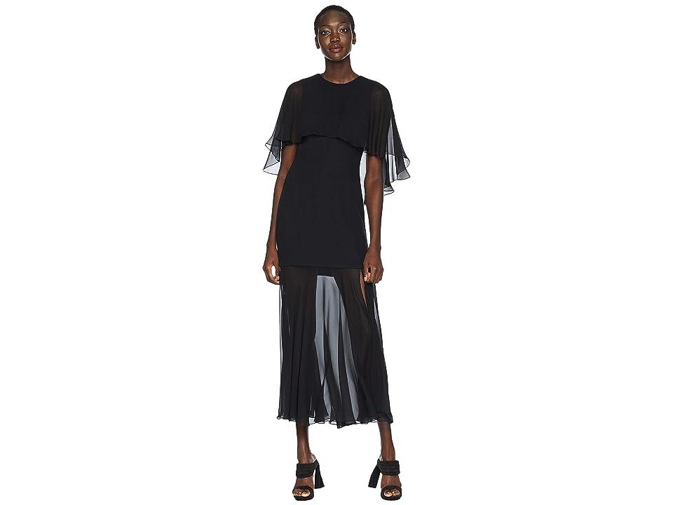 Prabal Gurung - Prabal Gurung Ariette Cape Dress