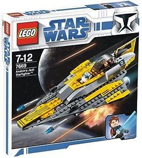 LEGO Star Wars 7669: Anakin'S Jedi Starfighter