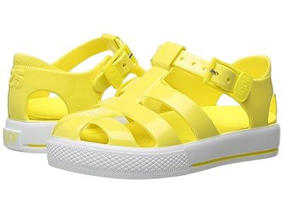 Igor Tenis Solid (Toddler/Little Kid) (Yellow) Girl