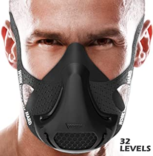VO2MAX Training Mask - Workout High Altitude Elevation...