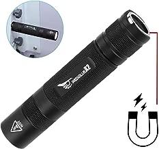Super Bright 1600 Lumen LED Torch Flash Light,Tactical Flashlight Rechargeable,Linterna 18650 Flashlight (Black Set)