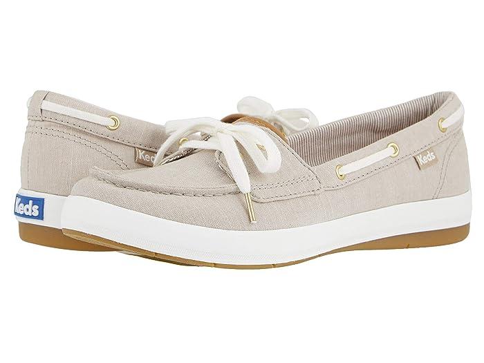 Keds  Charter Chambray (Walnut) Womens  Shoes