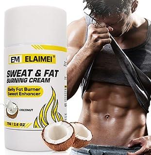 Hot Gel, Sweat Fat Burning Cream - Natural Anti Aging Cream, Workout Enhancer For Shaping Waist, Abdomen and Buttocks Slim...