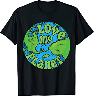 Happy Earth Day Gifts Save My Planet Boys Girls Men Womens T-Shirt