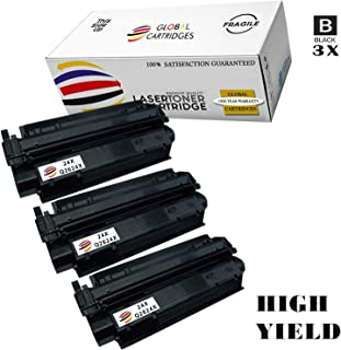 GLB Premium Quality Compatible Replacement For HP 24A (24X) / HP Q2624A (Q2624X) High Yield Black Laser Toner Cartridge for HP LaserJer 1150, 1150N Printers(3-Pack)
