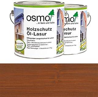 OSMO Holzschutz Öl-Lasur 750ml Teak 708