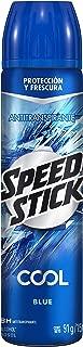 Desodorante Speed Stick Cool Azul Spray 91 G