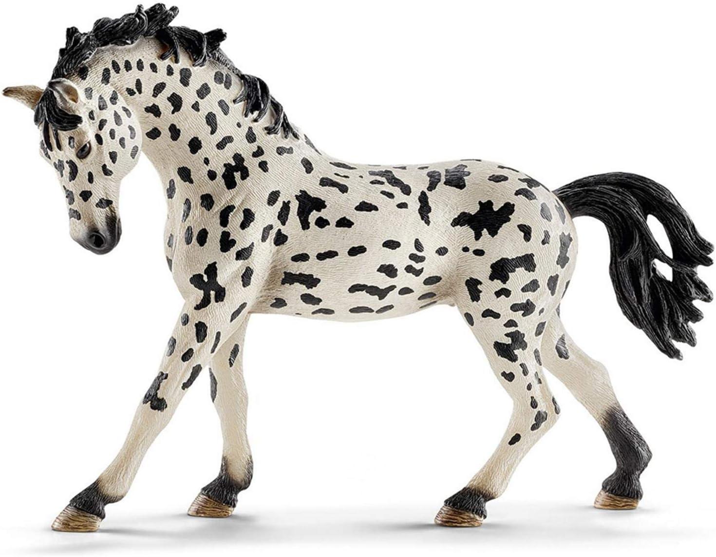 SHUAN Great interest Horse Landscape Decoration Realistic Ranking TOP2 Po Plastic Ornaments