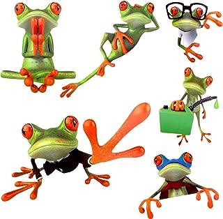 Best frog vinyl decals Reviews