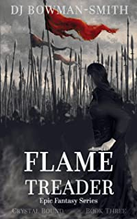 Flame Treader: Fantasy Epic