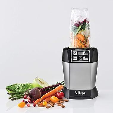 Nutri Ninja Nutrient Extractor, Black & Chrome, BL480ANZMN