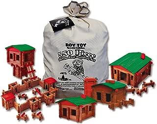 Roy Toy 550 pc. Deluxe Building Set
