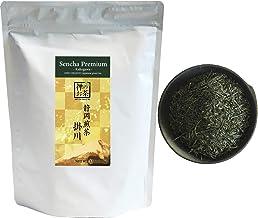 Zen no Megumi Organic Japanese Sencha leaves green tea Kakegawa Made in Shizuoka Japan (Kakegawa standard 16oz (460g))