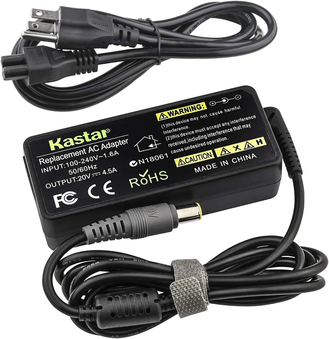 90W Max 49% OFF 40Y7659 92P1109 AC Adapter Charger ThinkPad for Lenovo T High quality IBM