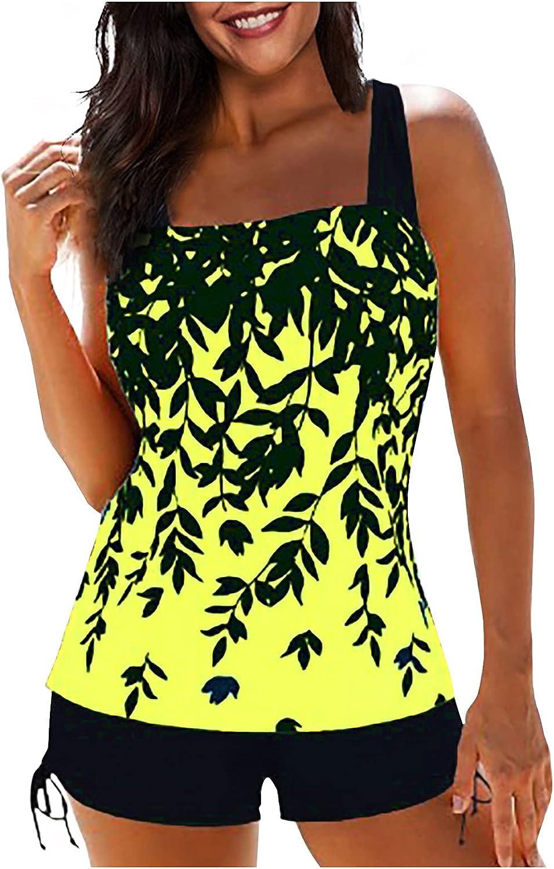Futurelove Manufacturer OFFicial shop Women Beachwear High Waist Swimsuit Print Two Special sale item T Piece