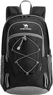 CAMEL CROWN 30L Lightweight Hiking Backpack Outdoor Trekking Durable Travel Daypack