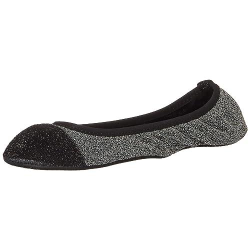 086963f03 Sidekicks Women s Adult Glitz Synthetic Flats Shoes Shoe Accessories