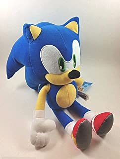 """Best Super Sonic The Hedgehog Classic 11.5"""" Plush Toy Review"""