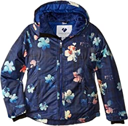Taja Print Jacket (Little Kids/Big Kids)