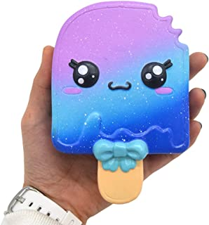 Dimanul Squishies slow rising squishy ball jumbo toy Kawaii squishies pack cheap Stress Relief giant squishy ice cream Scented Toys For Kids and Adults cute Squeeze Rainbow ball