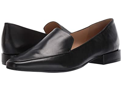 Naturalizer Clea (Black Leather) Women