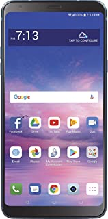 TracFone LG Stylo 4 4G LTE Prepaid Smartphone (Locked) - Black - 16GB - Sim Card Included - CDMA