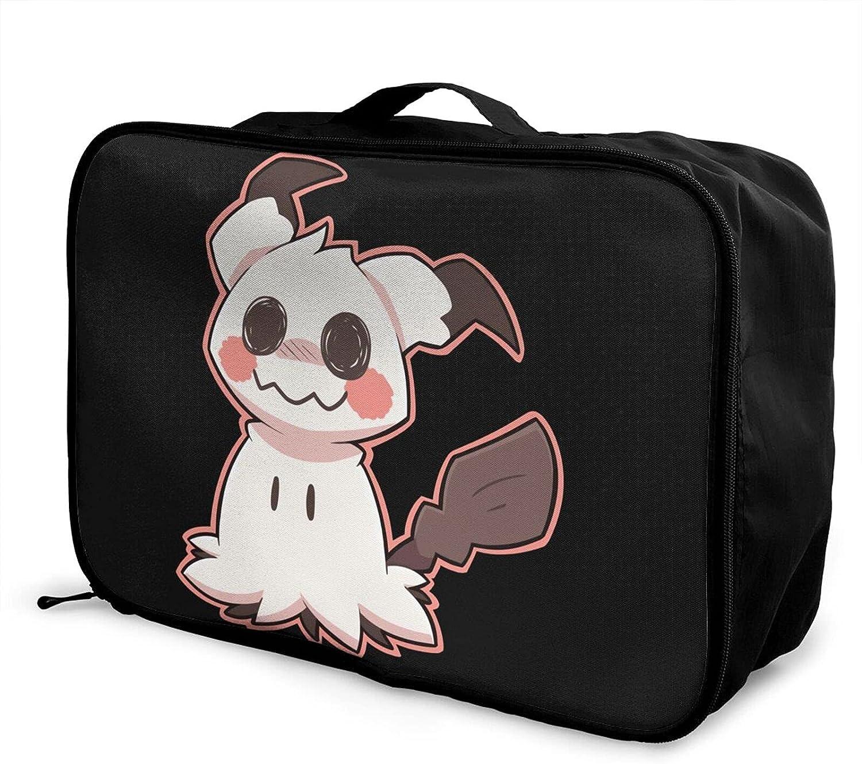 Mimikyu Beauty products Lightweight Large Capacity Bargain sale Bag Portable Luggage Weekende
