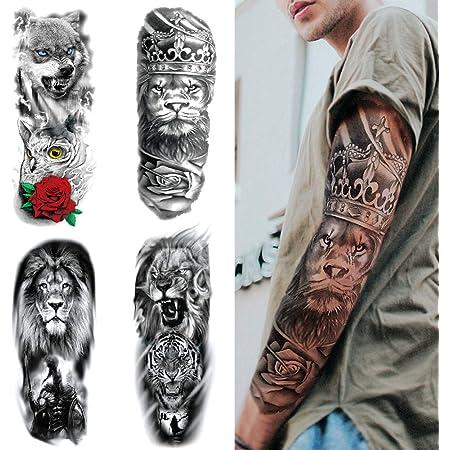 Tattoo motive männer ganzer arm