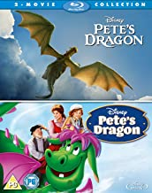 Pete's Dragon Live Action / Animated 2-Movie Collection