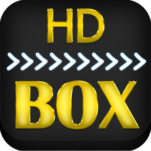 HD Box - movies reviews & show infos