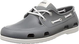 حذاء كروكس كلاسيكي للرجال بدون كعب مريح وسهل الارتداء | حذاء كاجوال للمياه