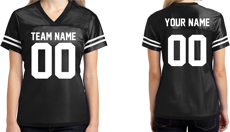 custom made football jersey shirts