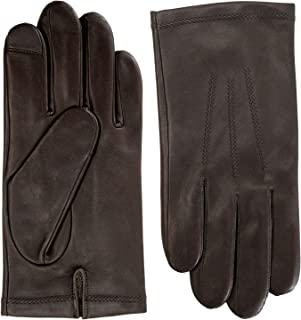 Fownes Brothers & Company Men's Leather Glove W/Cashmere Lining