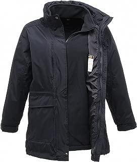 Windproof and Breathable Waterproof Regatta Women/'s Alegra 3-in-1 Jacket