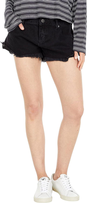 RVCA Women's Denim Regular Fit Shorts