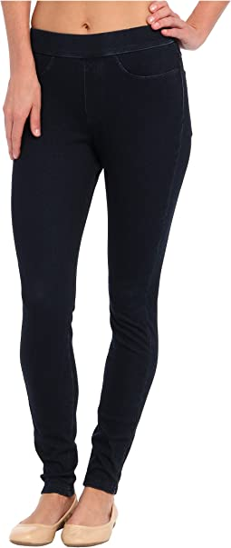 HUE - Curvy Fit Jeans Leggings