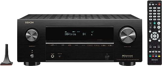 Denon AVR-X2700H 7.2-Channel 8K Ultra HD AV Receiver with HEOS (Renewed)