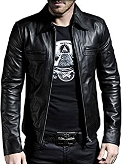 pure leather jackets online india