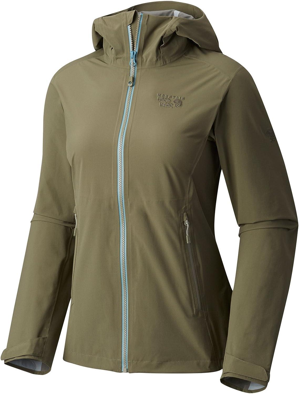 Mountain Hardwear Stretch Ozonic Jacket  Men's Stone Green Medium