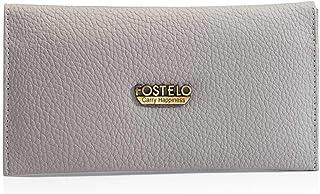 Fostelo Grey Satin Women's Wallet (FC-35)