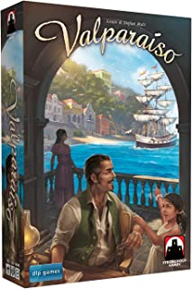 Stronghold Games Valparaiso