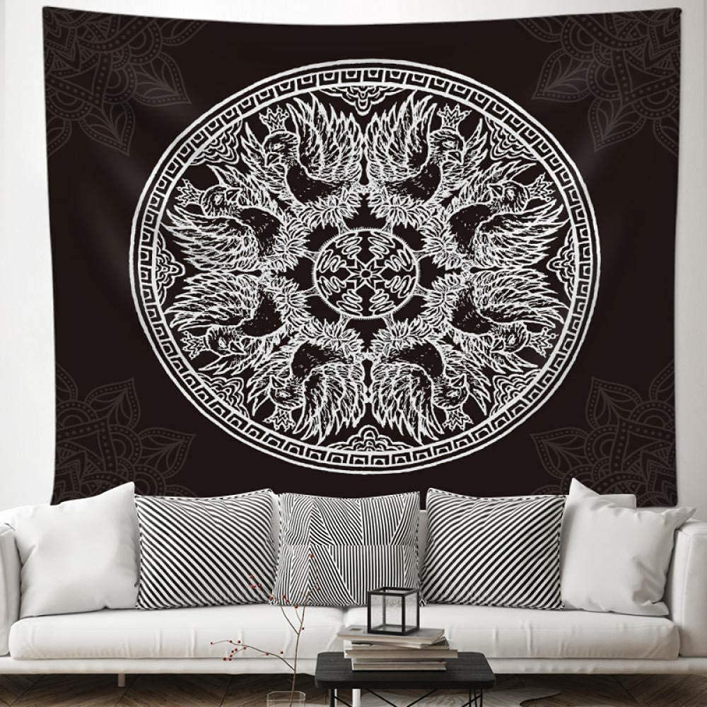 WSND Tapestry Super Special SALE held Mandala Background Boho Cloth Yoga Ranking TOP10 Style