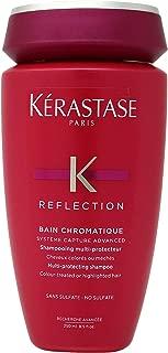 Kerastase Kerastase Reflection Bain Chromatique Multi-protecting Shampoo (colour-treated or Highlighted Hair), 8.5 Ounce, 8.5 Ounce