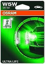 OSRAM 2825ULT-02B ULTRA LIFE, W5W, bijzonder duurzaam, halogeen signaallamp, dubbele blister (2 lampen), wit